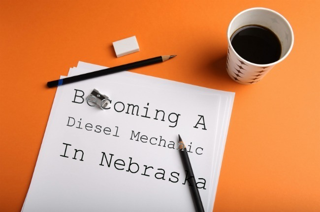 diesel mechanic schools in nebraska