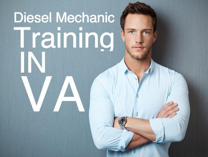 virginia diesel  mechanic training