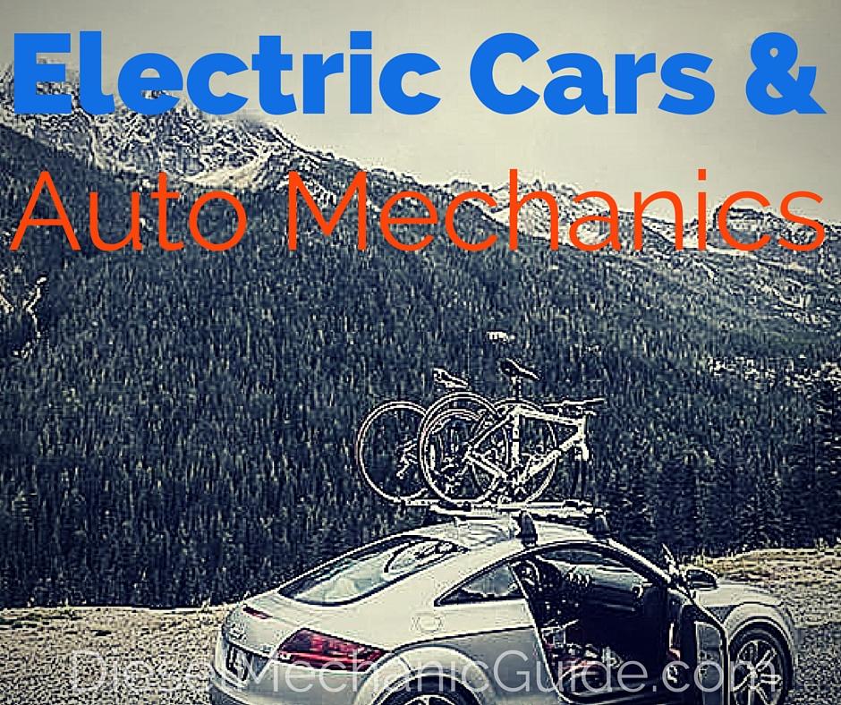 electric cars and auto mechanics