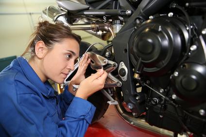 Motorcycle Mechanic Career In Detail Diesel Mechanic Guide