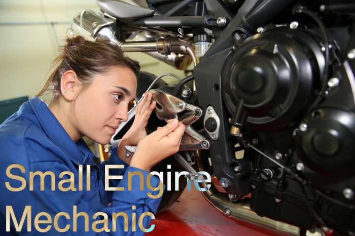 Auto Mechanic list of different types of essays